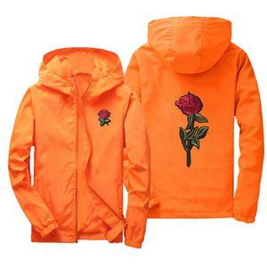 Veste homme orange - Achat   Vente Veste homme orange pas cher ... 9c2b0e180b2b