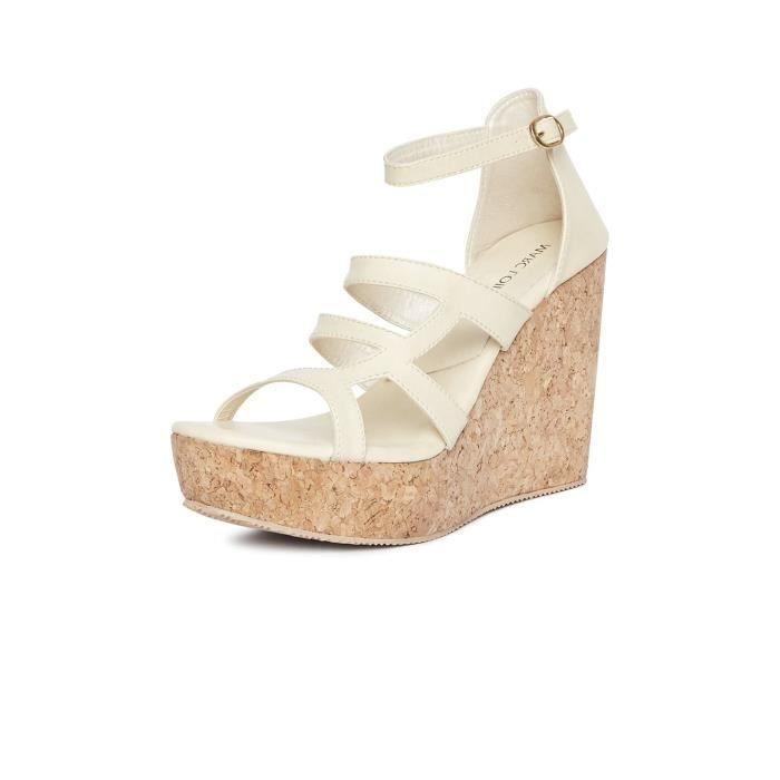 Cream 41 Marc Solid Loire Heels Taille Women's Gdx9z SwEqOzxx0