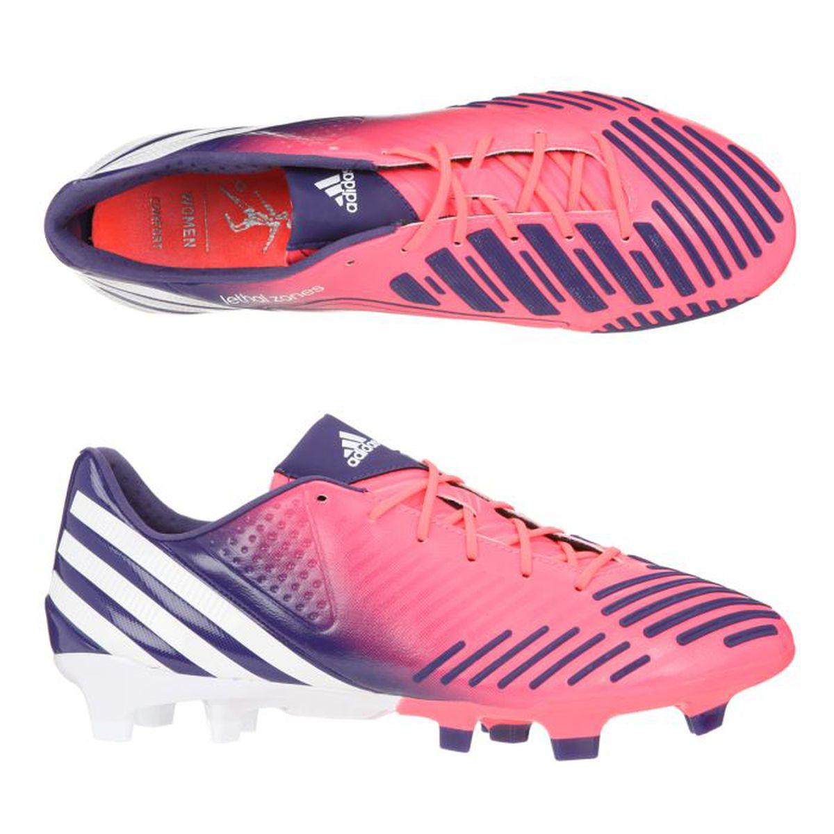 adidas chaussures football predator lz trx fg
