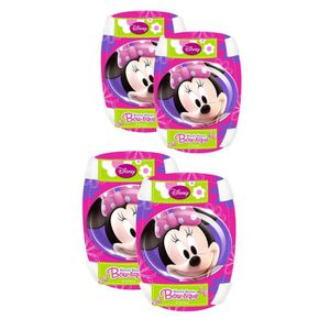 STAMP Coudi?res et genouill?res minnie