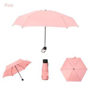 PARAPLUIE Mini poche parapluie femmes UV petit parapluie 180