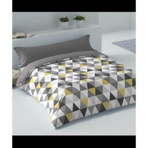 housse de couette originale achat vente housse de couette originale pas cher cdiscount. Black Bedroom Furniture Sets. Home Design Ideas