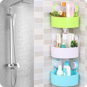 COLONNE - ARMOIRE SDB Etagère d'angle étagère de rangement salle de bain