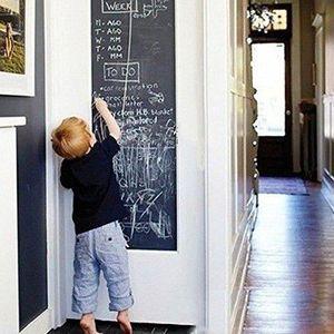 tableau autocollant craie achat vente jeux et jouets pas chers. Black Bedroom Furniture Sets. Home Design Ideas