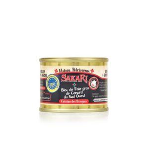 FOIE GRAS Bloc de Foie Gras de Canard 70 g
