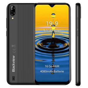 Téléphone portable  Téléphone portable Blackview A20 5.5 pouces ratio