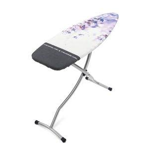 TABLE À REPASSER BRABANTIA Table à repasser 135 x 45 cm - housse la