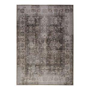 TAPIS Deladeco - Tapis vintage gris intérieur et extérie