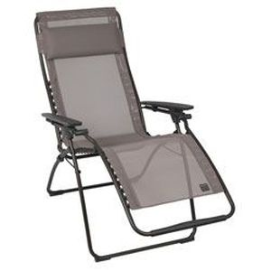 Chaise relax de camping achat vente chaise relax de for Chaise de camping lafuma
