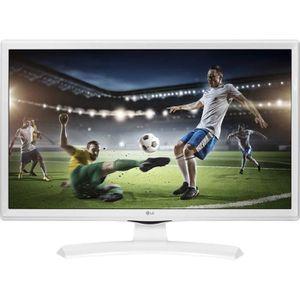 TÉLÉCOMMANDE TV TV LG 24MT49VW-WZ 24' HD Blanc LED - LED TVs (61 c