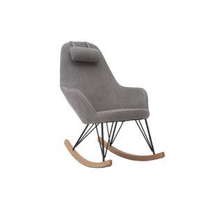 Fauteuil Rocking Chair Achat Vente Pas Cher