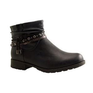 BOTTY SELECTION Femmes-1005821BOOTS-BOOTS-NAVY qCL2QOKw
