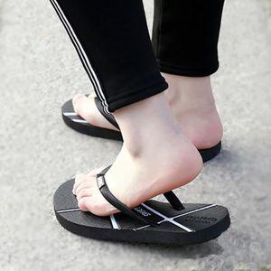 Hommes séchage rapide été plage pantoufle plates respirant extérieur sandales chaussures mâles XMM80314532AG armée verte ZXlndKodtu