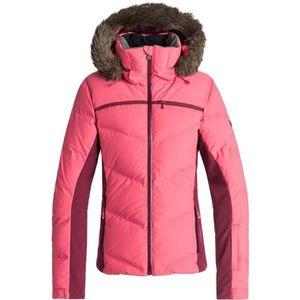 6913b905d7517 BLOUSON DE SKI Veste de ski Femme Roxy Snowstorm Teaberry