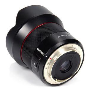 OBJECTIF Samyang AF 14mm F2.8 EF (Canon) objectif