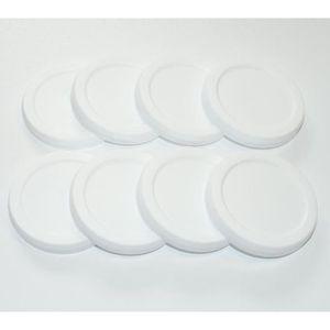 PIÈCE DE PETITE CUISSON 8 couvercles pot à yaourt Seb - Seb - réf. SS-9896