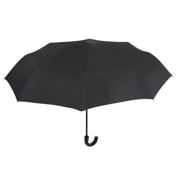 PERLETTI - Parapluie Manuel - Noir