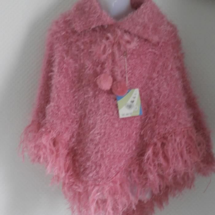 Gut gemocht Pull poncho fille - Achat / Vente Pull poncho fille pas cher  BC11
