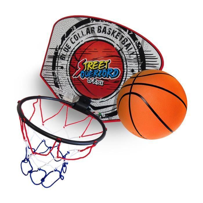 Twitfish mini panier de basket ballon int rieur achat vente panier de basket ball cdiscount - Panier de basket pour bureau ...