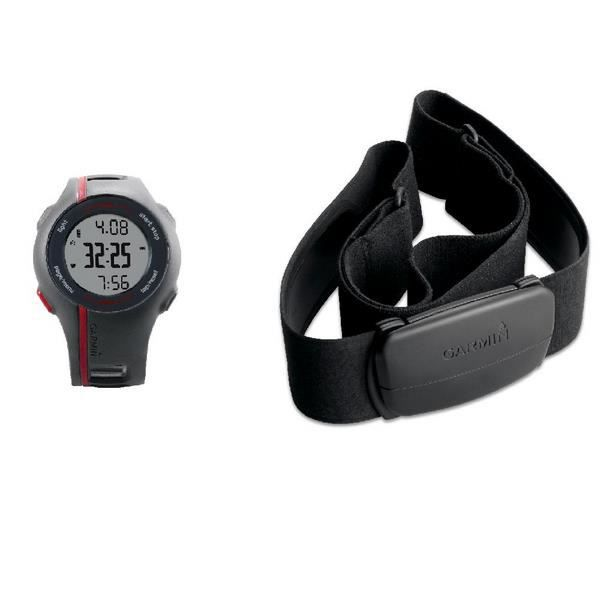 taille 40 62910 46736 Forerunner 110 HRM pour Homme - Montre GPS avec… - Achat ...