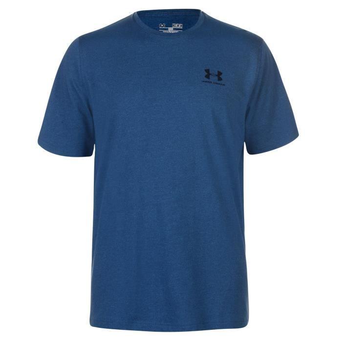Under Armour T Shirt D'Entrainement Manche Courte Homme