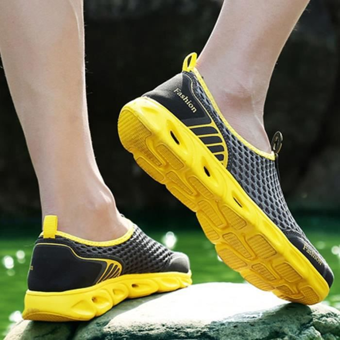 Mode homme Chaussures Casual Daily Outdoor Skid résistance Sandales