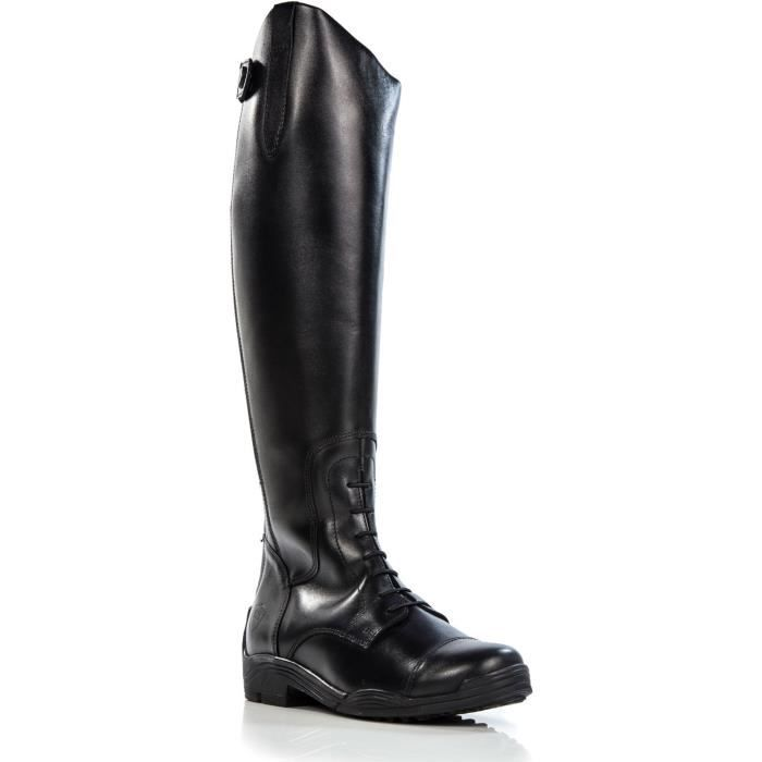 Derby House Elite Leather Long Riding Boots