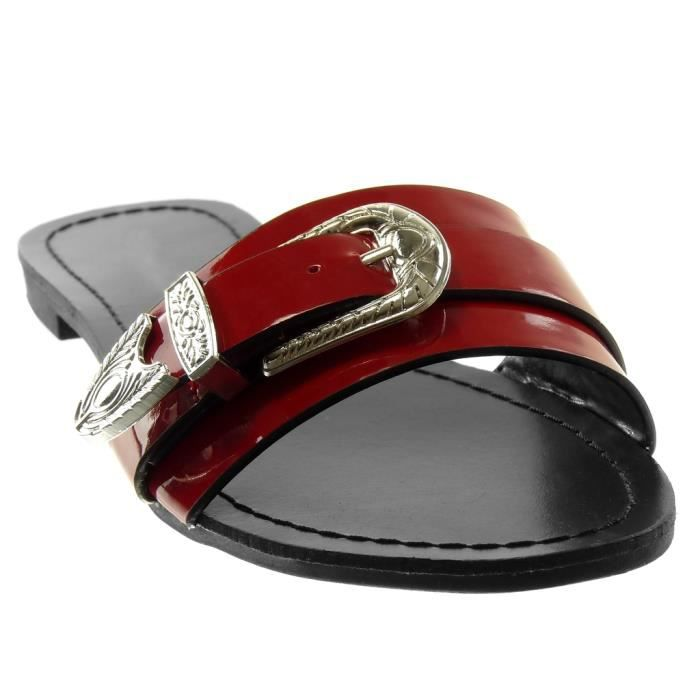 Mocassins Hommes Cuir Ultra Comfortable Appartements Chaussures DTG-XZ071Marron43 prWYy8TK