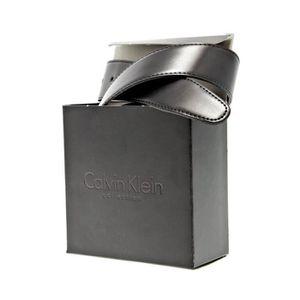 ad458b09fa34 ... CEINTURE ET BOUCLE Calvin Klein Ceinture Homme cuir D22 D22 D22 D22. ‹›