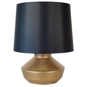 LAMPE A POSER ESPOO  Verre Lampe en Verre design 4 faces, hauteu