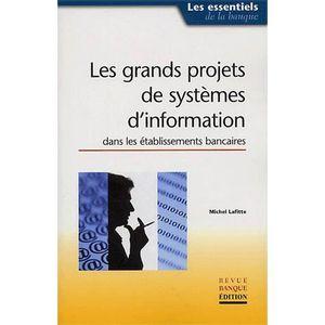 LIVRE GESTION Les grands projets de systèmes d'information dans