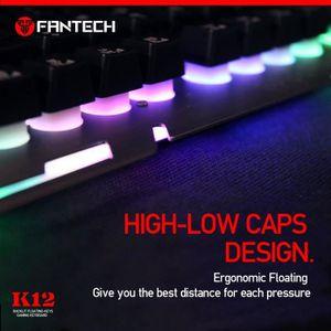 CLAVIER D'ORDINATEUR Gaming USB Wired Keyboard arc-en-Rétro-éclairage p