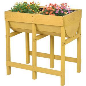 jardini re sur pied achat vente jardini re sur pied pas cher cdiscount. Black Bedroom Furniture Sets. Home Design Ideas