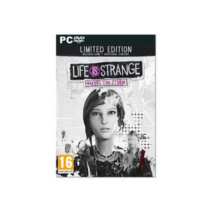 JEU PC Life is Strange Before the Storm Limited Edition W
