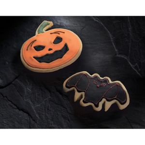 EMPORTE-PIÈCE  Découpoir à biscuits 3D Chauve-souris - Kitchen Cr