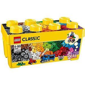 ASSEMBLAGE CONSTRUCTION Lego Classic - 10696 - Jeu De Construction - La Bo