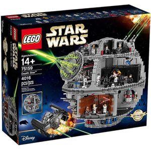 ASSEMBLAGE CONSTRUCTION LEGO® Star Wars 75159 L'Étoile de la Mort