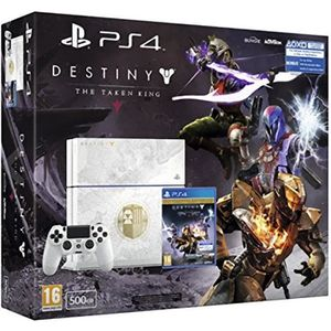 CONSOLE PS4 Console Playstation 4 Ps4 500 Go Blanche Chassis C