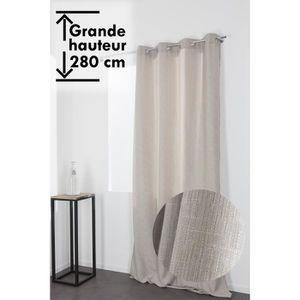 rideaux 300cm achat vente pas cher. Black Bedroom Furniture Sets. Home Design Ideas