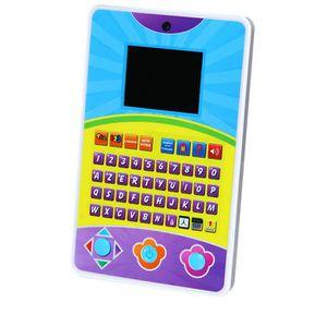 TABLETTE ENFANT Tablette interactive bilingue