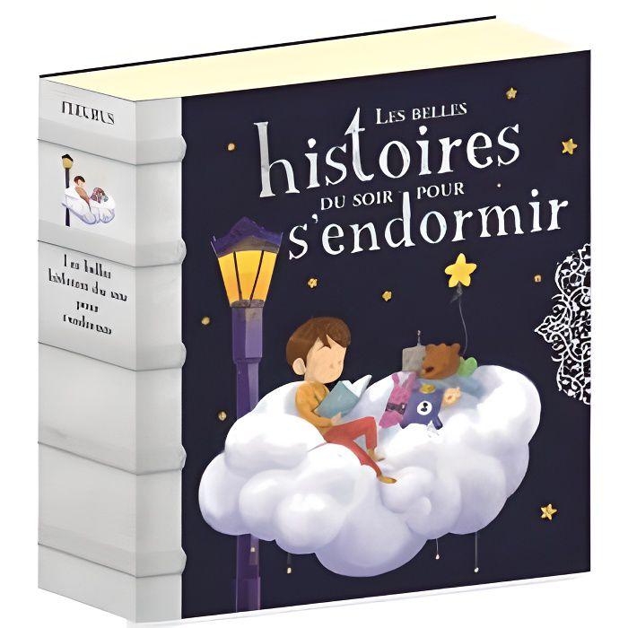 Livre 3-6 ANS Belles histoires du soir pour s'endormir