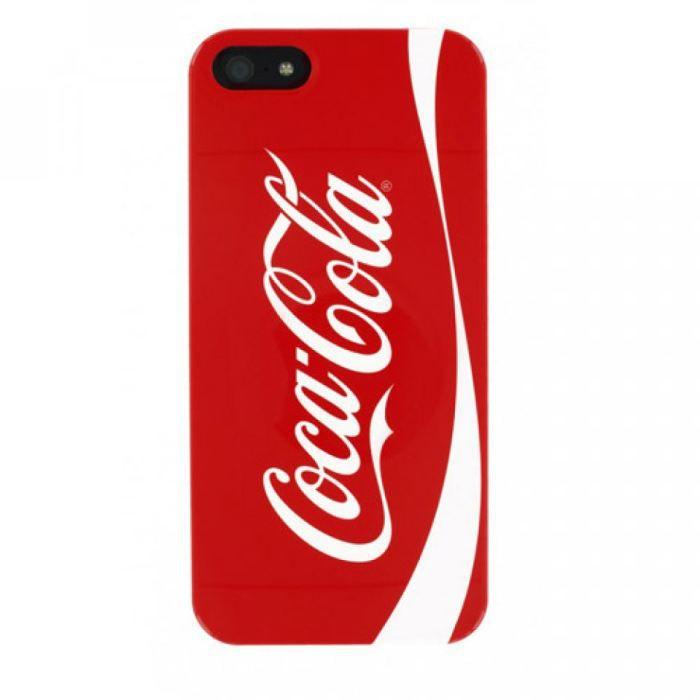 Coca-Cola Coque Logo original pour iPhone 5