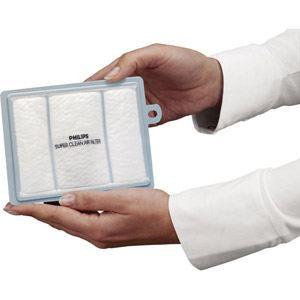 Accessoire aspirateur - PHILIPS FC8030/00 Filtres de sortie AFS - lot de 2