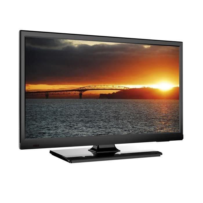 SEEVIEW Téléviseur LED HD 19,5''