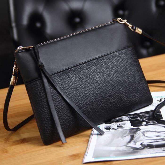 sac pochette femme