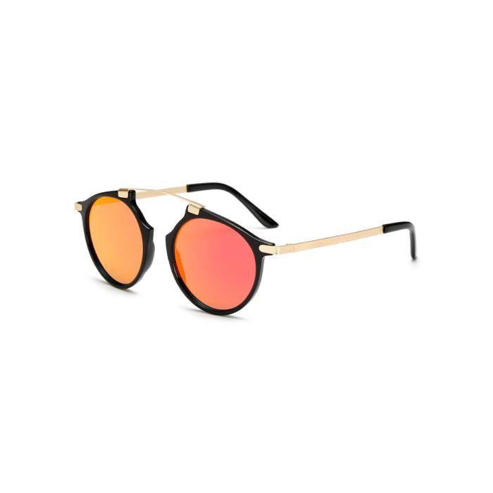 Personnalité / rétro / lunettes de soleil / ronde / lunettes de soleil / lunettes de soleil , 2