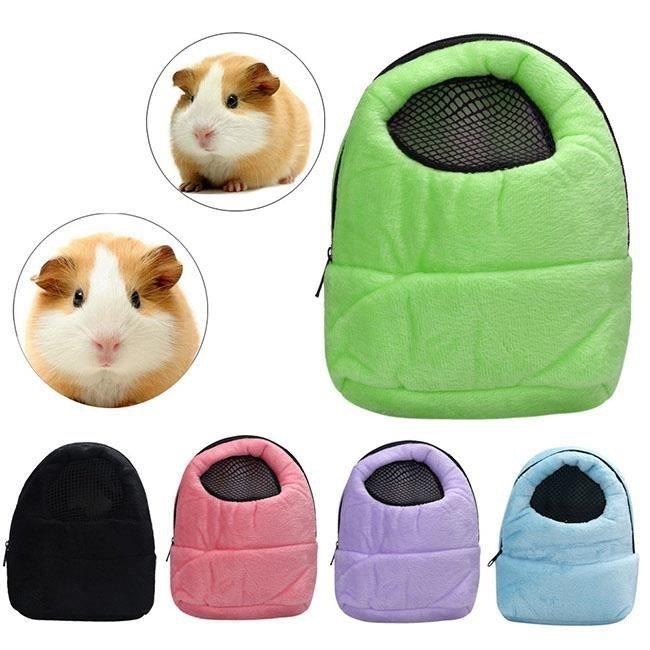 Hérisson hamster Respirant Sacs d vert Mvert M e voyage Puppy Sacs à main Voyage Prevent urine Porte-Pet Supplies