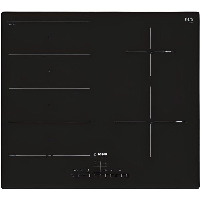 PLAQUE INDUCTION BOSCH PXE611FC1E Plaque à induction - 4 foyer(s) -