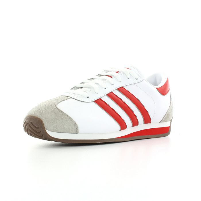 Blanc Basket Adidas Rouge Country Vente 2 Achat Et wN08mvnO