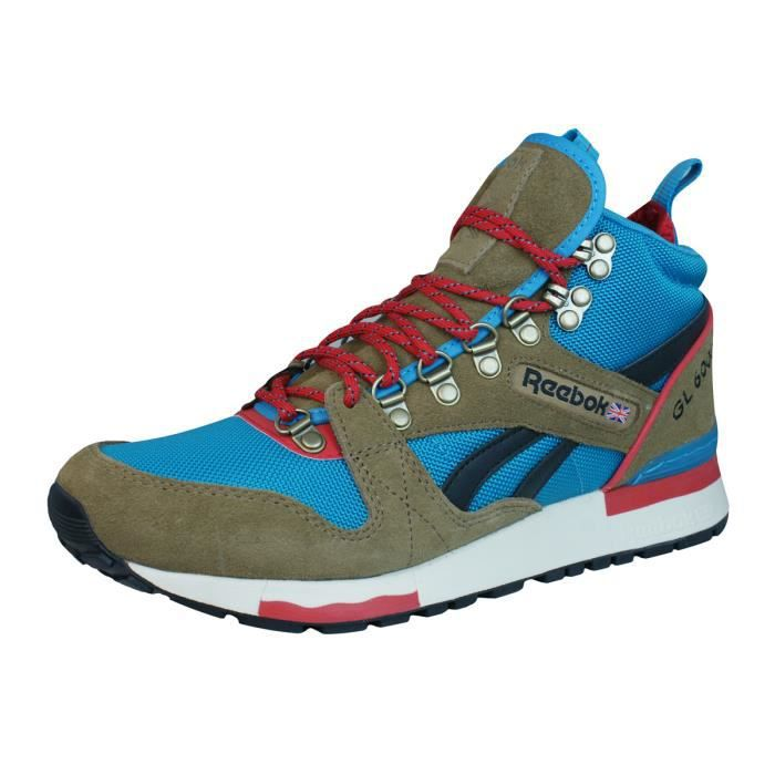 Reebok GL 6000 Mid Baskets - Chaussures Homme Brown 6